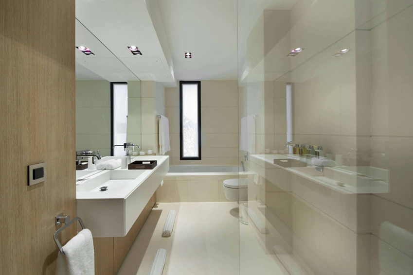 Bathroom renovations wellington bathroom repairs wlg for Small bathroom designs nz
